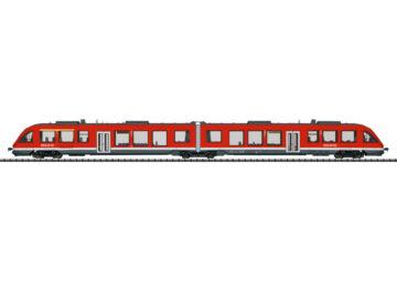 TRIX 22489 <br/>Nahverkehrs-Dieseltriebwagen BR 648