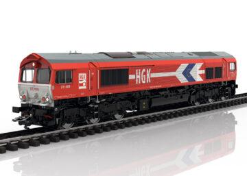 TRIX 22691 <br/>Diesellokomotive Class 66 1