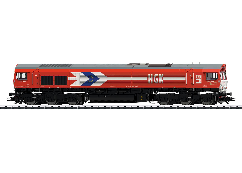 TRIX 22691 <br/>Diesellokomotive Class 66 2