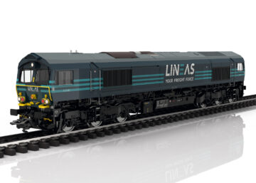 TRIX 22693 <br/>Diesellokomotive Class 66 1
