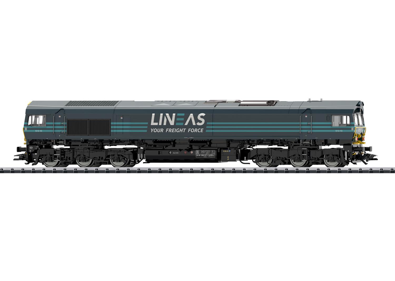 TRIX 22693 <br/>Diesellokomotive Class 66 2