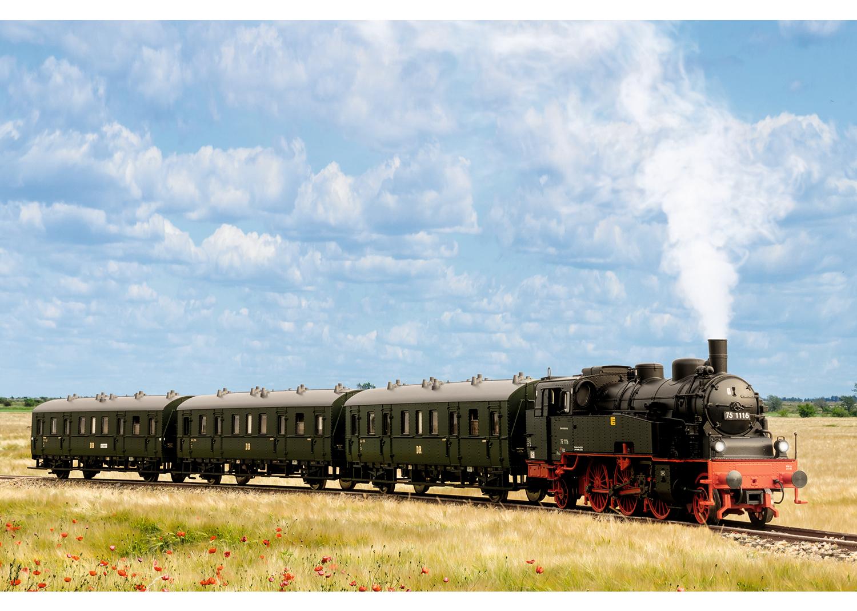 TRIX 22792 <br/>Dampflokomotive Baureihe 75