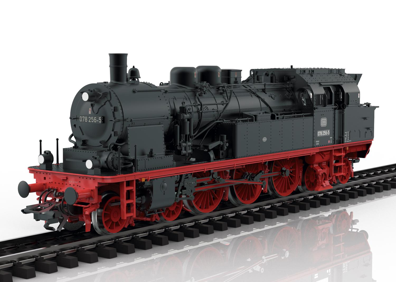 TRIX 22875 <br/>Dampflokomotive Baureihe 078 2