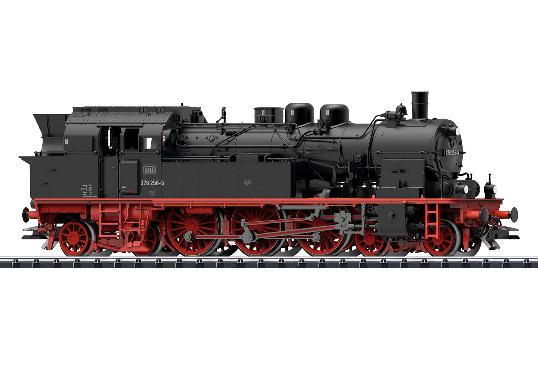 TRIX 22875 <br/>Dampflokomotive Baureihe 078 4