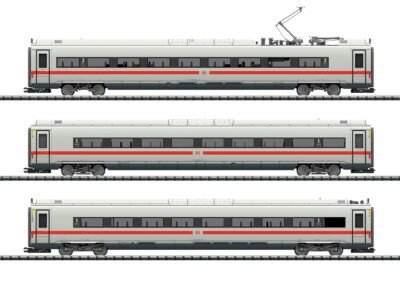 TRIX 23971 <br/>Ergänzungswagen-Set zum ICE 4