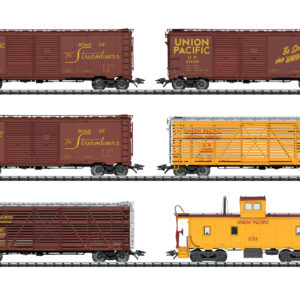 TRIX 24914 Güterwagen-Set