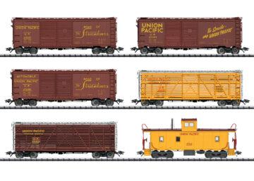 TRIX 24914 <br/>Güterwagen-Set 1
