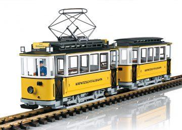 LGB 23363 <br/>Kirnitzschtalbahn 1