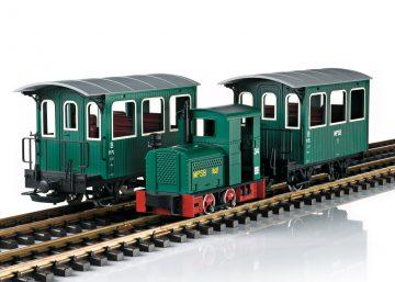 LGB 25911 <br/>Diesellok MPSB 1