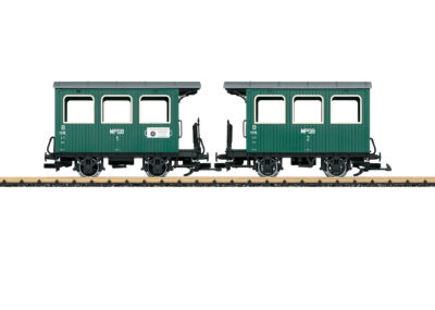 LGB 30402 <br/>Personenwagen MPSB