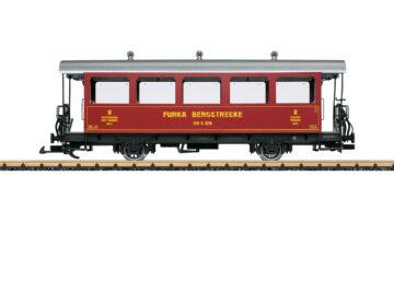 LGB 30562 <br/>Personenwagen B 2210 DFB 1