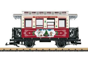 LGB 36020 <br/>Weihnachtswagen