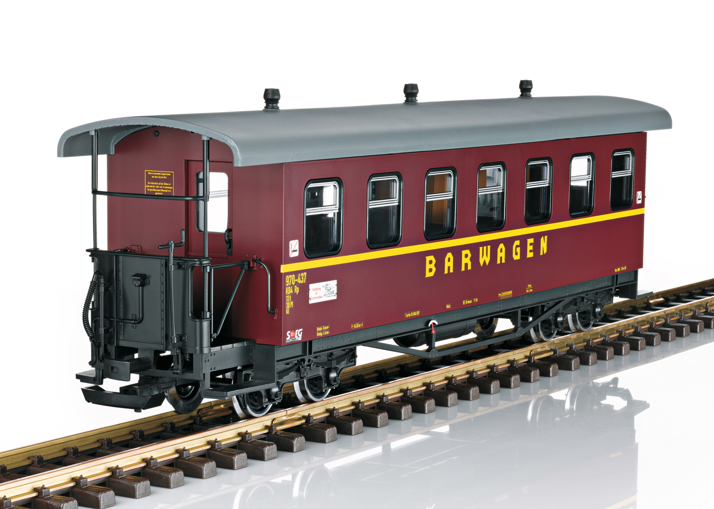 LGB 36360 <br/>SOEG Barwagen Ep