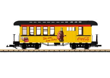 LGB 36818 <br/>Combine Coca Cola 1