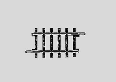 Märklin 2202 <br/>Gleis, gerade, 45 mm
