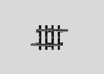 Märklin 2203 <br/>Gleis, gerade, 30 mm 1
