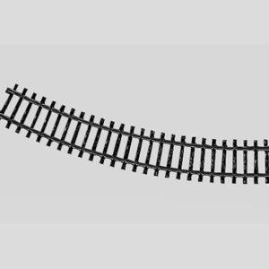 Märklin 2221 Gleis, gebogen, r 360 mm, 30°