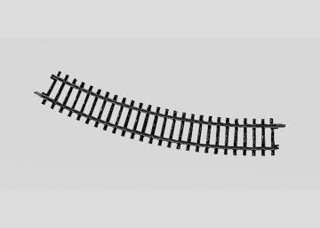 Märklin 2221 <br/>Gleis, gebogen, r 360 mm, 30° 1