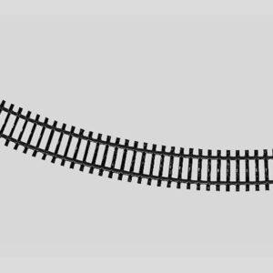 Märklin 2231 Gleis, gebogen, r 424,6 mm, 30°
