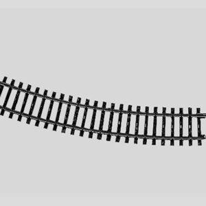 Märklin 2232 Gleis, gebogen, r 424,6 mm, 22°30'