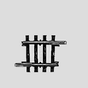 Märklin 2235 Gleis, gebogen, r 424,6 mm, 3°45'