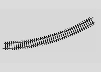 Märklin 2251 <br/>Gleis, gebogen, r 618,5 mm, 30°