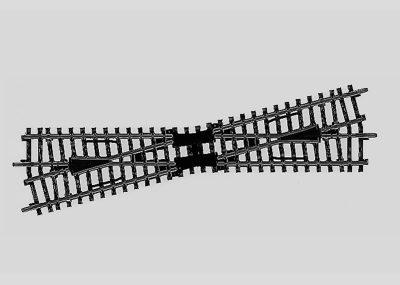 Märklin 2257 <br/>Kreuzung, 225 mm
