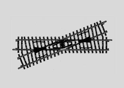Märklin 2259 <br/>Kreuzung, 168,9 mm