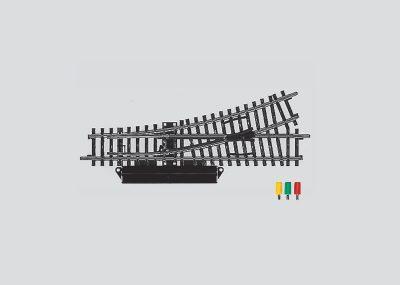 Märklin 2262 <br/>Weiche mit elektromagnetischem Antrieb, links, r424,6 mm