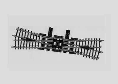 Märklin 2275 <br/>Doppelkreuzungsweiche 225 mm