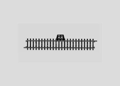Märklin 2290 <br/>Anschluss-Gleis ohne Funkentstörung, für Digitalbetrieb!