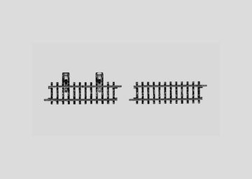 Märklin 2295 <br/>Kontakt-Gleis, Kontaktgleis-Satz 180 mm 1