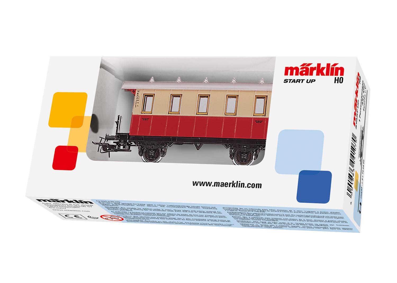 Märklin 4107 <br/>Personenwagen
