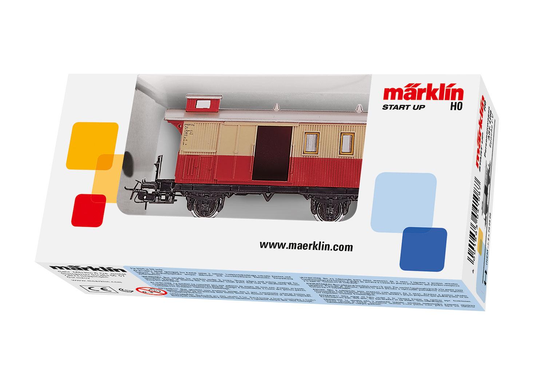 Märklin 4108 <br/>Gepäckwagen