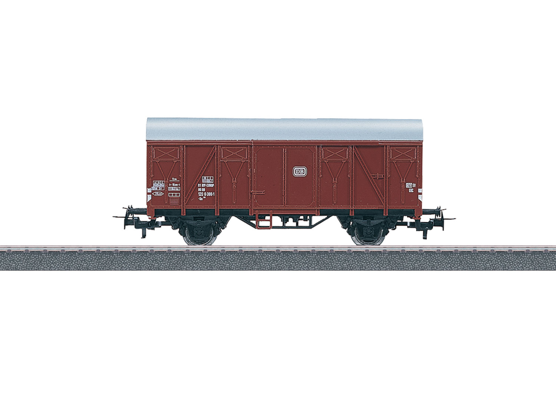 Märklin 4410 <br/>Güterwagen, gedeckt, DB