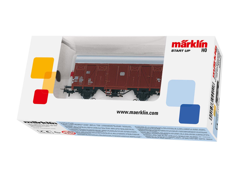 Märklin 4411 <br/>Güterwagen, gedeckt, DB