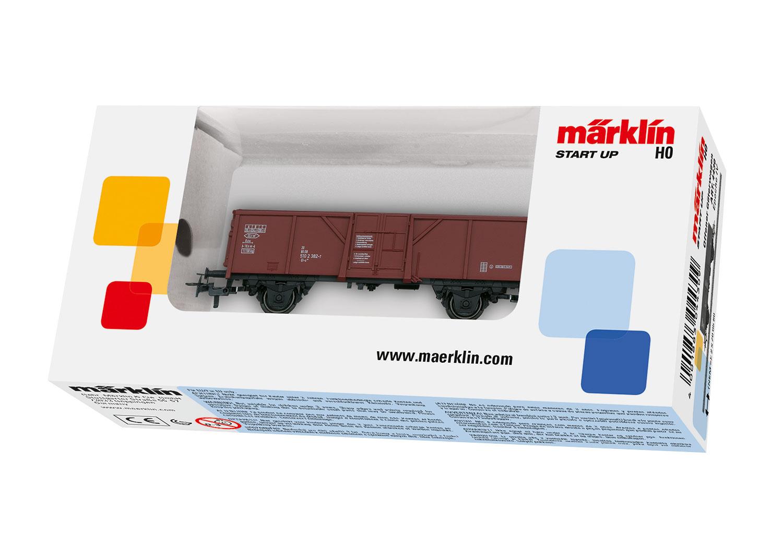 Märklin 4430 <br/>Offener Güterwagen DB