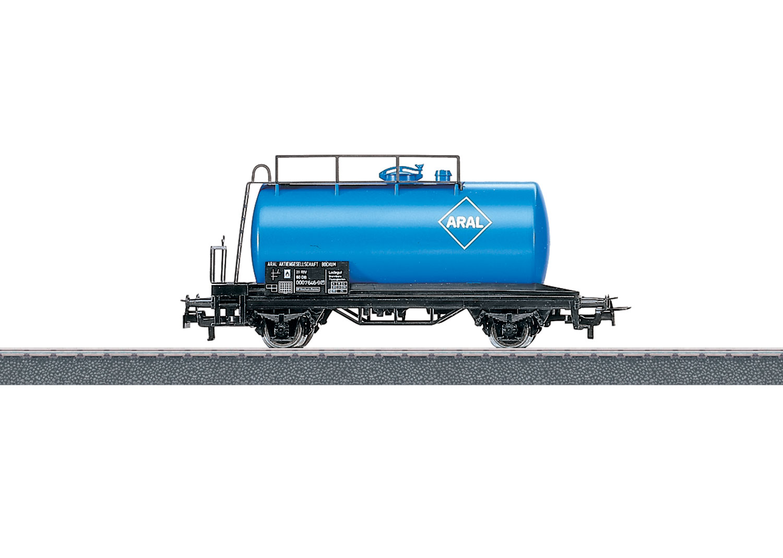 Märklin 4440 <br/>Kesselwagen Aral DB