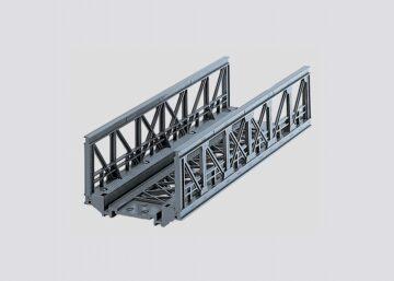 Märklin 7262 <br/>Gitter-Brücke 180 mm L 1