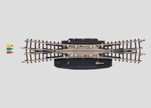 Märklin 8560 <br/>Doppelkreuzungsweiche r323 mm