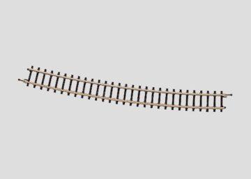 Märklin 8591 <br/>Gleis, gebogen, r 490 mm, 13° 1