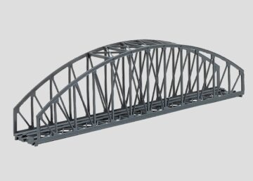 Märklin 8975 <br/>Brücke, Bogenbrücke, 220 mm 1
