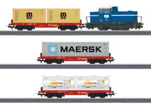"""Märklin 29453 <br/>Märklin Start up - Startpackung """"Containerzug"""""""