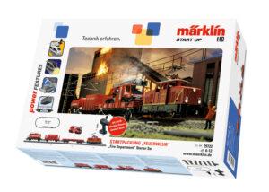 """Märklin 29722 <br/>Märklin Start up - Startpackung """"Feuerwehr"""""""
