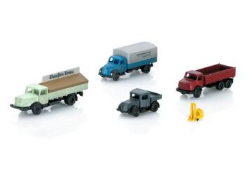 Märklin 89023 <br/>Fahrzeug-Set 1