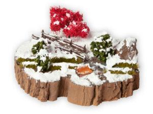 "NOCH 10003 <br/>Diorama Kit ""Winter Dream"""