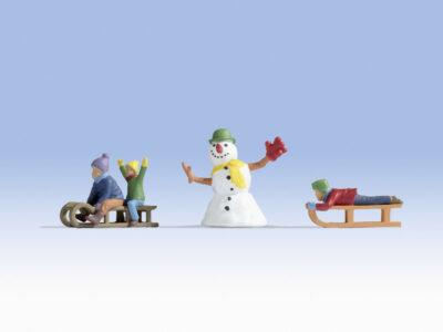 NOCH 17921 <br/>Kinder im Schnee
