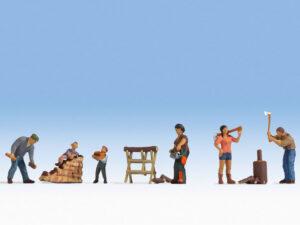 NOCH 36616 <br/>Holz machen
