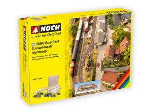 """NOCH 53600 <br/>Easy-Track Trassenbausatz """"Karlsberg"""""""