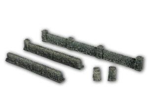 NOCH 58280 <br/>Mauern aus Granit